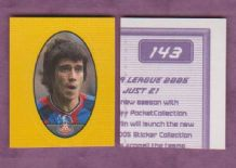 Crystal Palace Danny Butterfield 143 B